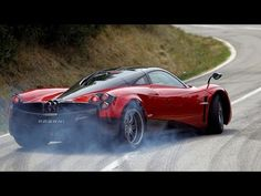 The 720bhp Pagani Huayra supercar is arguably the most exclusive, best looking, best driving supercar.