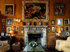 Stay at Castle Leslie in County Monaghan and you just might meet the ghost of Norman Leslie