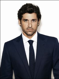 patrick dempsey. soooooo attractive...too much...sexyness...can't breathe.....