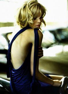 * alexandra rogowska by barbara czartoryska for polish twoj styl magazine november 2005.