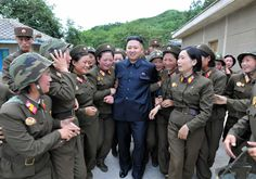 Kim Jong UN Supreme Leader of North Korea 2011-