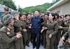 Kim Jong UN Supreme Leader of North Korea 2011-