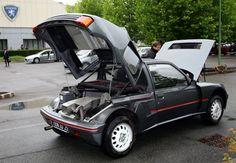 Peugeot 205 T16                                                                                                                                                      Mehr