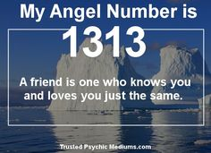 Angel Number 1313 and its Meaning