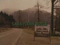 Twin Peaks Intro.