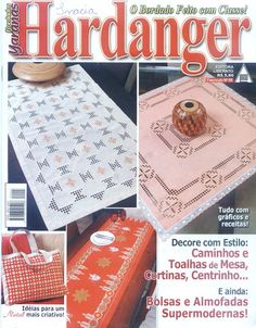 hardanger - nilza helena santiago santos - Picasa webbalbum Embroidery Designs, Embroidery Online, Types Of Embroidery, Learn Embroidery, Hand Embroidery, Cross Stitch Magazines, Cross Stitch Books, Hardanger Embroidery, Cross Stitch Embroidery