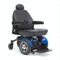 Pride Jazzy Elite HD Heavy Duty/High Weight Capacity Power Wheelchair