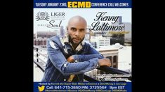 Super Star Kenny Lattimore on ECMD Conference Call January 23,2018