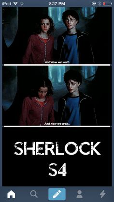 Sherlock season four problems his last vow