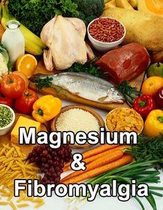 #Magnesium & #fibromyalgia www.swisshealthmed.de