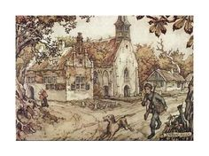 anton pieck - Google Search