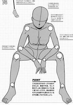 Manga Drawing Techniques Seated and Laying Manga Female Pose Reference. Female Pose Reference, Body Reference Drawing, Drawing Reference Poses, Reference Book, Sitting Pose Reference, Body Sketches, Art Drawings Sketches, Anatomy Drawing, Manga Drawing