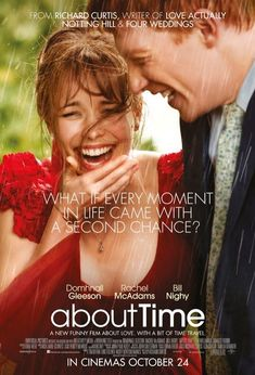 About Time (2013).  This has honestly just made it's way onto my favorite movies list!  So much laughter, so many tears.