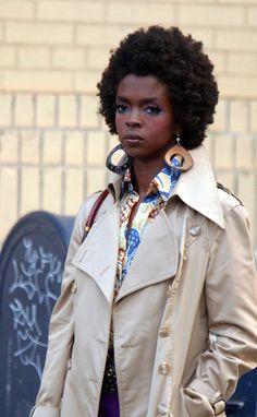 Lauryn Hill, an angel.