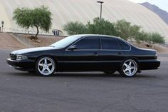 96 Chevrolet Impala SS. A completely rebuilt Bubble Chevy with a monstrous JL Audio sound system! Everything is new interior plus a lot more! asanti 5 star wheels brushed