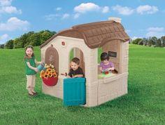 Kids cottage playhouse