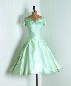 ~1950s Dress~  #1950s  #fashion  #daywear