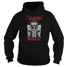 Awesome Christopher T-Shirts Hoodie