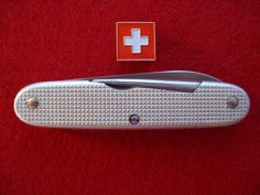 Victorinox Elinox 1957 Swiss Army Knife Vintage The First Alox | eBay