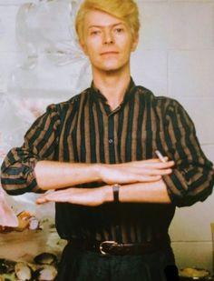 David Bowie, 1983 by Denis O'Regan. Mayor Tom, Stone Age Man, David Bowie Ziggy, Aladdin Sane, The Thin White Duke, Ziggy Stardust, Slice Of Life, David Jones, Good Music
