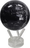MOVA Stars Globe (Free Shipping) MOVA world globe uses solar power, as well as the force of planet earth's magnetic field to perpetually revolve on virtually any* surface.  The globe rotates in continuous motion as if by magic on an elegant clear acrylic stand. No batteries or wires are required. This unique MOVA world globe makes for a truly stylish and exceptional corporate gift or award.