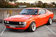 Please bring back the Toyota Celica