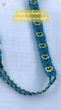 Diy Bracelets Patterns, Diy Bracelets Easy, Bracelet Crafts, Bracelet Designs, Diy Bracelets With String, Friendship Bracelet Instructions, Diy Friendship Bracelets Patterns, Bracelet Tutorial, Embroidery Thread Bracelets