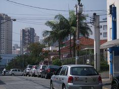 Rua Frei Vicente do Salvador, vista para a pracinha ... e rua Paderewsky a esquerda - Morrinho;  Santana, Região Metropolitana de São Paulo, São Paulo, Região Sudeste, Brasil,