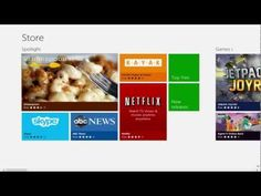 Windows 8 Tips & Tricks - Search in Windows Store