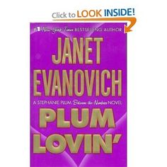 "Plum Lovin' by Janet Evanovich - Another Stephanie Plum ""Between the Numbers"" book. I've really enjoyed the numbered books, but the between the numbers ones are not nearly as good. I am reading them just so I can read the whole sries. I hate leaving things unfinished."