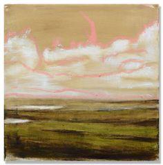 "Michael Dowling | ""Untitled Landscape 4"" I Oil, 12 x 12"""