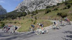 The 2015 Vuelta a Espana follows a mountainous route
