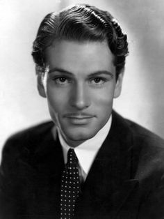 Lawrence Olivier- The classic man, what every women used to want. Now, we want One Direction and sleeseballs.