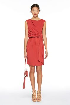 If I didn't think this would make me look enormously fat, I would splurge and buy it. #DVF $241.50