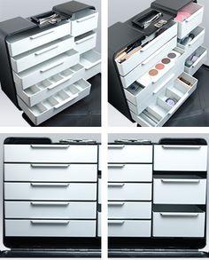 Kryolan Universal Makeup Case 7807 - Permanent Cosmetics