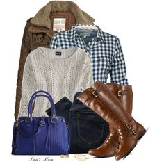 Outfit, created by lansmom1 on Polyvore