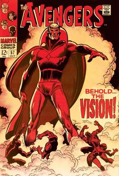 Read the first appearances of Vision and Ultron as part of the 'Avengers Epic Collection: Behold… The Vision.'