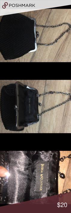 Black Formal Jessica McClintock Purse Collector's item, as Jessica McClintock is no longer around. Jessica McClintock Bags Mini Bags