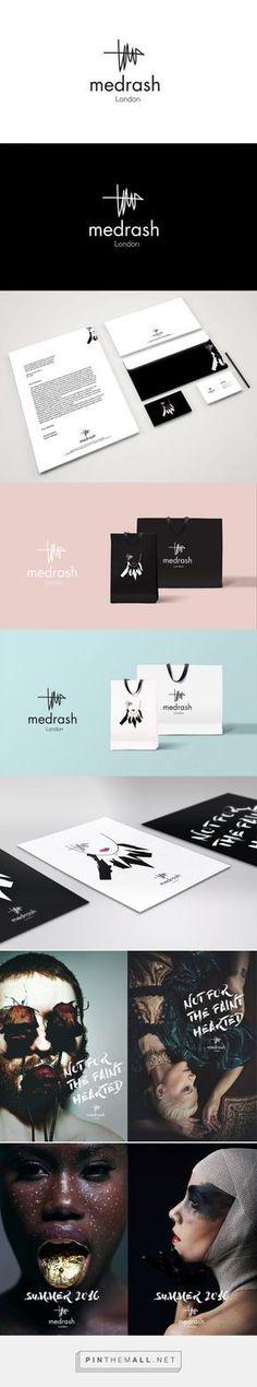 Medrash Branding by Hanan A. | Fivestar Branding – Design and Branding Agency & Inspiration Gallery