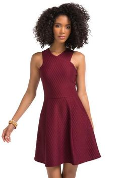 Isabelle Textured Dress $48.00