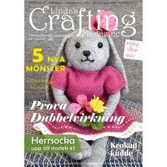 Handarbetsmagazine för den kreative handarbetaren. Teddy Bear, Toys, Crafts, Animals, Design, Creative, Activity Toys, Manualidades, Animales