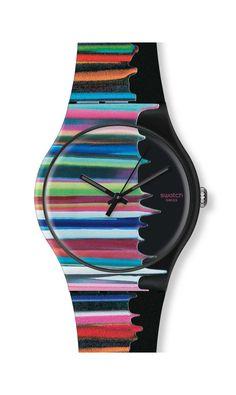 Swatch® US - TIMEISNEVERTIMEENOUGH - SUOZ118
