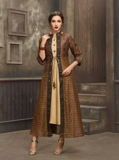 NITARA D.NO.-3202 RATE : 1595 - SAIRA BY NITARA 3201 TO 3207 SERIES  BEAUTIFUL COLORFUL STYLISH FANCY CASUAL WEAR & ETHNIC WEAR & READY TO WEAR MUSLIN KURTIS AT WHOLESALE PRICE AT DSTYLE ICON FASHION CONTACT: +917698955723 - DStyle Icon Fashion Icon Fashion, Kurtis, Casual Wear, Style Icons, Cape, Ethnic, Duster Coat, Ready To Wear, Fancy