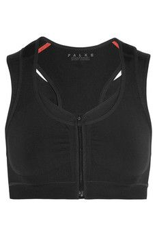 I like things titled: Ergonomic Sport System Versatility stretch-jersey bra top