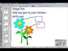 Smartboard for Beginners Part One