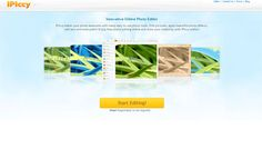 25 great photo editing sites