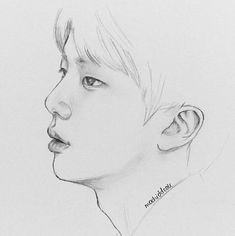 Kpop arts ʕ Art Drawings Simple, Sketches, Drawings, Fan Art Drawing, Kpop Drawings, Art, Fan Art, Overwatch Fan Art, Art Drawings Sketches Simple