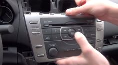 How to upgrade 2008-2012 Mazda 6 Radio to DVD player navigation system?
