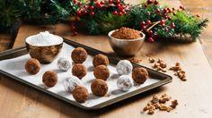 chocolate balls, yum balls, christmas gift ideas, holiday cooking, holiday baking, recipe, recipes,