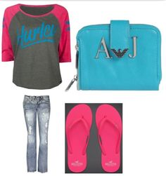 Hurley Welcome To The Jungle, Hurley, Hollister, My Style, Polyvore, Outfits, Clothes, Fashion, Moda